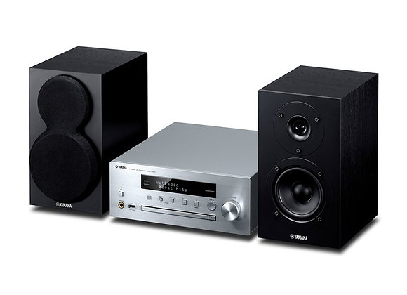 MUSIC CAST MICRO SYSTEM BLACK (2 BOXES 1 X RECEIVER 1 X SPEAKERS)