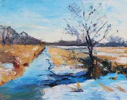 Winter Waterway