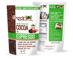 Cocoa Pouch Bag Graphics