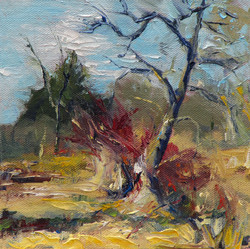 SOLD - Leaning Towards Spring