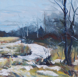 SOLD - Winter Chill