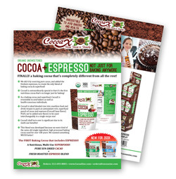 CocoaX Sell Sheet