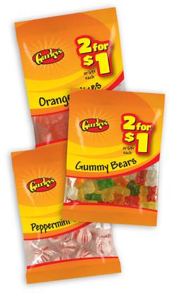 Peg Candy Bag