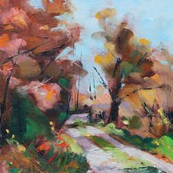 SOLD - Autumn Road