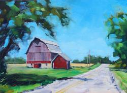 SOLD - Roadside Barn