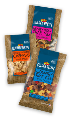 Snack Mix Peg Bags