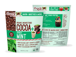 Baking Cocoa Stand-up Pouch