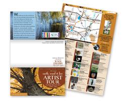 Artist Tour Brochure