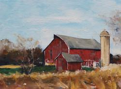 SOLD - Autumn Barn
