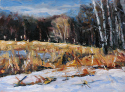 SOLD - Marsh In March