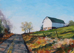 SOLD - Byway Barn