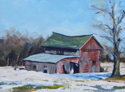SOLD - It's In The Barn