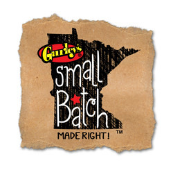 Logo for snack nuts product line