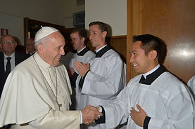 Pope Francis, Paul-Michael Piega