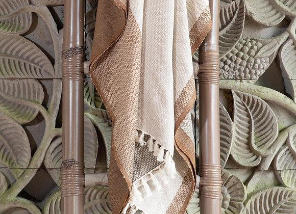 Cotton Blanket | Maron
