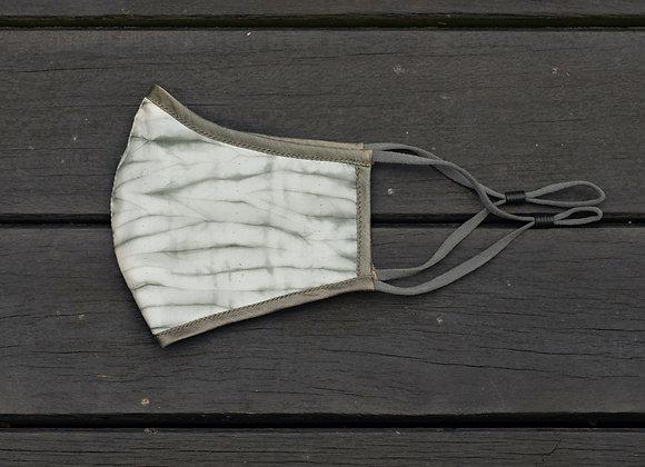 Silk Mask 'River'   Stucco