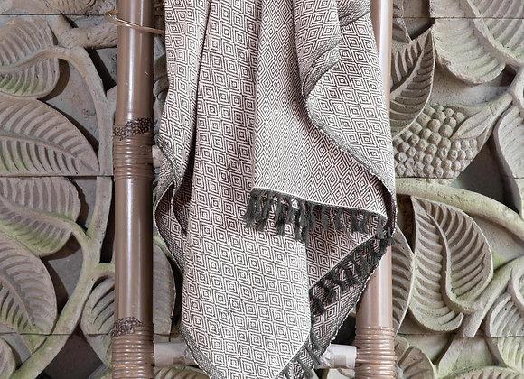 Cotton Blanket | Ink