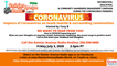 Today's Coronavirus broadcast 1-3pm: Dr. Jeffrey Duchin, NW Immigrant Rights Project, + CALL-IN