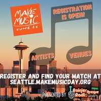 Register for Make Music Day Seattle 2021