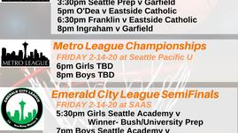 Washington State High School Championship Basketball on Your Community Radio Station