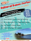 Join RAR.W's Cultural Dance Series at Pritchard Beach, Fridays in May!