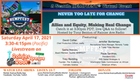"""4-17-21 Hempfest Live Panel """"Equity & Allies Making Real Change"""""""