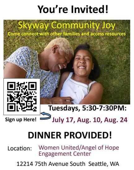 Skyway Community Joy: A Free Family Event