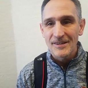 Head coach Garrick Phillips Spokane WA