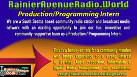 Join RAR.W: Programming/Production Intern