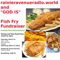 Fish Fry Fundraiser Saturday March 13, 2021