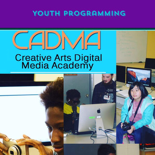 #GiveBig to our Youth Media Training Programs