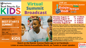 Best Starts for Kids Virtual Summit Broadcast #Live in the mornings this week!