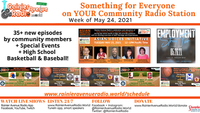Something for Everyone: Week of 5-24-21