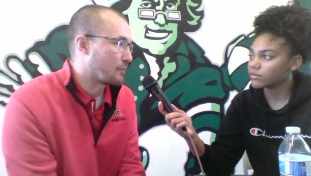 Head Coach for Camas High School Ryan Josephson