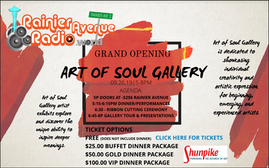 9-26-19 ART OF SOUL Gallery Grand Opening!