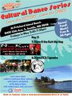 May 31: Final session of RAR.W Cultural Dance Series: Hip Hop & Capoeira