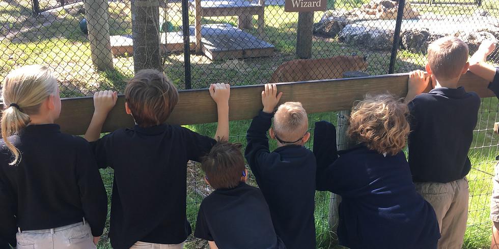 Sanctuary Tour for Virtual & Homeschool Children