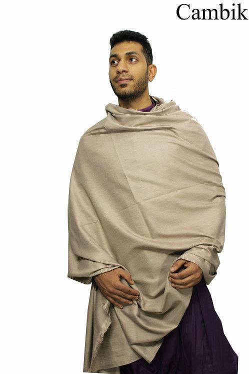 Woollen Warm Pashmina Shawls Premium Quality Lohi 9.2 X 4.8 Feet