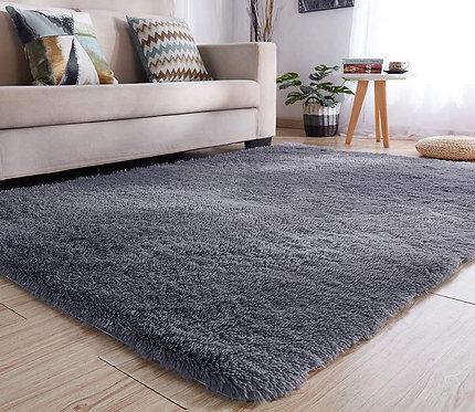 Super Soft Indoor Bedroom Carpet -4X6 Feet