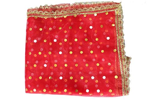 Devi Maa ki Chunari Navratri - Dots (Pack of 2)