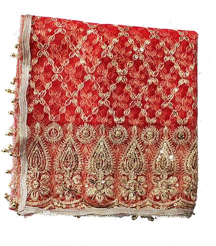 Devi Maa ki Chunri Navratri-Heavy Design