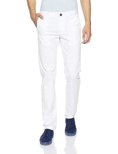 Men's Premium Cotton Slim Fit Trouser Pant