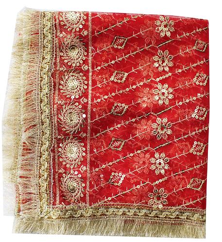 Devi Maa ki Chunri Navratri-Flower Lines