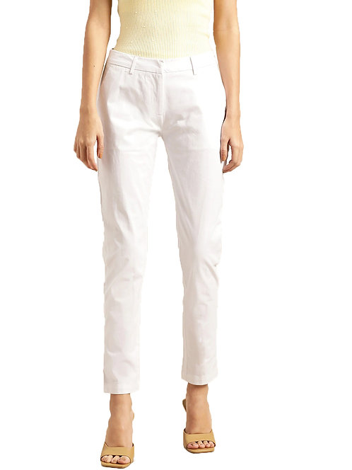 Women's Premium Cotton Slim Fit Pant