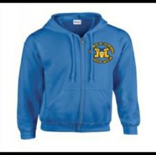 Zip Hooded Sweatshirt