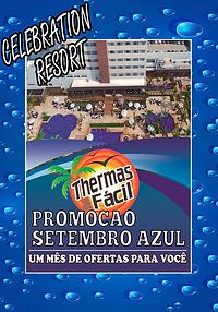 Banner fdo bolhas - Promo Azul - celebra
