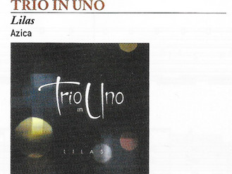 Guitare Classique: chronique cd Lilas