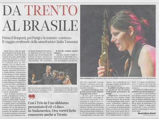 Da Trento al Brasile