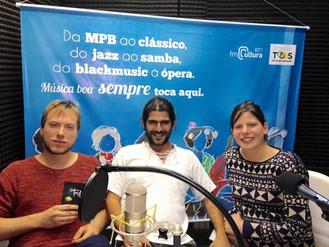 Trio In Uno na FM Cultura