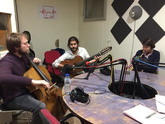 Lusitania #4 mai 2019 - Le groupe Trio In Uno
